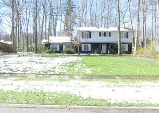 Pre Foreclosure in Brecksville 44141 HOLLIS CT - Property ID: 944389927