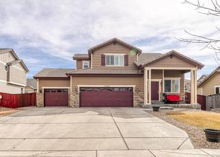 Pre Foreclosure in Henderson 80640 E 118TH PL - Property ID: 944438533