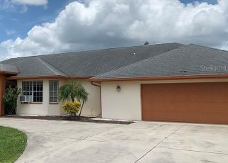 Pre Foreclosure in Englewood 34224 ROSEWOOD DR - Property ID: 945641200