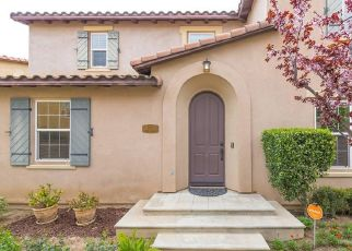 Pre Foreclosure in Corona 92883 ECHO SPRINGS DR - Property ID: 946270125