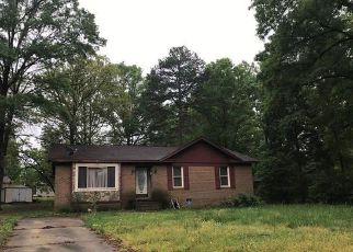 Pre Foreclosure in Rock Hill 29730 STANLEY DR - Property ID: 949925470