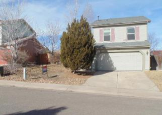 Pre Foreclosure in Parker 80134 BLUEGRASS CIR - Property ID: 955322622
