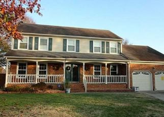 Pre Foreclosure in Virginia Beach 23456 ASHBURNHAM ARCH - Property ID: 957881705