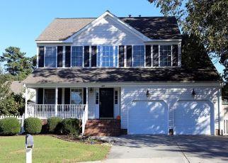 Pre Foreclosure in Chesapeake 23322 DELAND CT - Property ID: 957981109