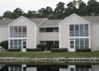 Pre Foreclosure in Myrtle Beach 29575 DUCKVIEW DR - Property ID: 958508893