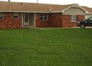 Pre Foreclosure in El Reno 73036 DARLINGTON RD - Property ID: 959837247