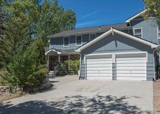 Pre Foreclosure in Washoe Valley 89704 TODD CT - Property ID: 960527505