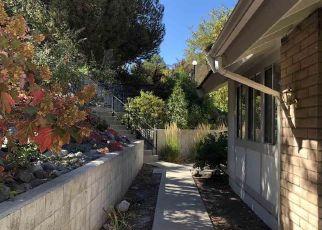 Pre Foreclosure in Reno 89503 WAGON WHEEL CIR - Property ID: 960555985