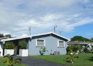 Pre Foreclosure in Hallandale 33009 SW 6TH AVE - Property ID: 961801124