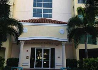 Pre Foreclosure in Hallandale 33009 GOLDEN ISLES DR - Property ID: 961803318