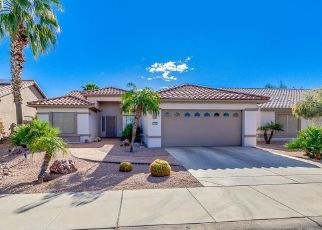 Pre Foreclosure in Goodyear 85395 N 160TH AVE - Property ID: 962668315