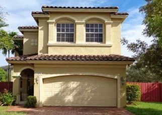 Pre Foreclosure in Hollywood 33027 SW 139TH TER - Property ID: 962746271