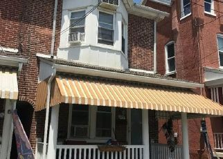 Pre Foreclosure in Boyertown 19512 SHANER ST - Property ID: 963240314