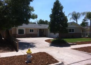 Pre Foreclosure in Fresno 93726 E PONTIAC WAY - Property ID: 96347432