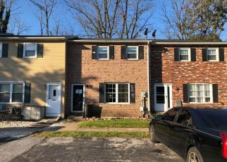 Pre Foreclosure in Etters 17319 WHITE DOGWOOD DR - Property ID: 963706765