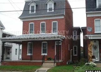 Pre Foreclosure in Dallastown 17313 W MAIN ST - Property ID: 963757563