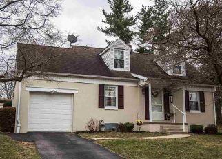 Pre Foreclosure in York 17404 RIDGEWAY DR - Property ID: 963783400