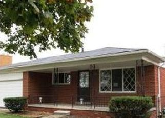 Pre Foreclosure in Trenton 48183 VALLEY RD - Property ID: 964331305
