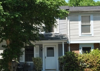 Pre Foreclosure in Lorton 22079 SUSQUEHANNA ST - Property ID: 964704912