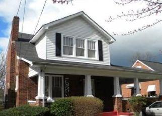 Pre Foreclosure in Roanoke 24012 COLLINGWOOD ST NE - Property ID: 964801245