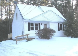 Pre Foreclosure in Winchendon 01475 CHASE LN - Property ID: 965057472