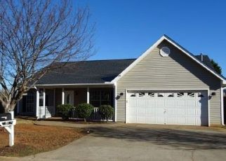 Pre Foreclosure in Mauldin 29662 WAKE FOREST WAY - Property ID: 966204973