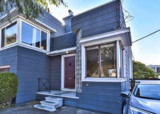 Pre Foreclosure in San Francisco 94112 THERESA ST - Property ID: 967015204