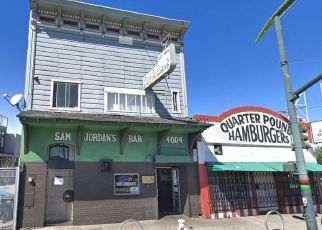 Pre Foreclosure in San Francisco 94124 3RD ST - Property ID: 967017849