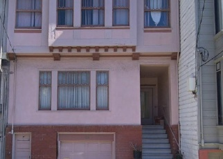 Pre Foreclosure in San Francisco 94117 COLE ST - Property ID: 967021793