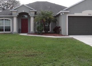 Pre Foreclosure in Port Saint Lucie 34983 NE GREENBRIER AVE - Property ID: 967133917
