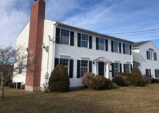 Pre Foreclosure in Taunton 02780 LILAC WAY - Property ID: 968270894