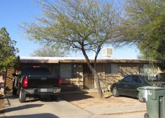 Pre Foreclosure in Tucson 85756 S OAHU AVE - Property ID: 968812664