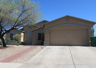 Pre Foreclosure in Tucson 85746 W CALLE ROSALINDA - Property ID: 968827999