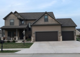 Pre Foreclosure in Dunlap 61525 N SADDLEHORN WAY - Property ID: 969822629