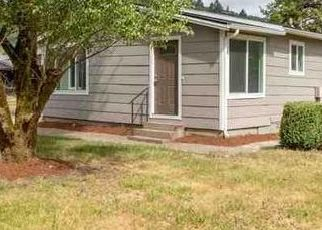 Pre Foreclosure in Corvallis 97333 SW RESERVOIR AVE - Property ID: 970470388