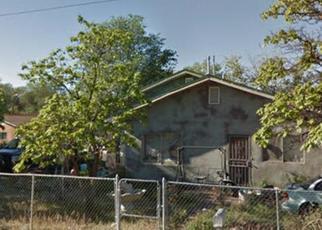 Pre Foreclosure in Albuquerque 87105 BONITO RD SW - Property ID: 971985783