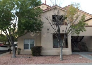 Pre Foreclosure in Henderson 89015 ARROWHEAD TRL - Property ID: 972072496
