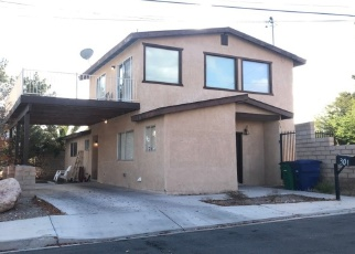 Pre Foreclosure in Boulder City 89005 LAKEVIEW DR - Property ID: 972111931