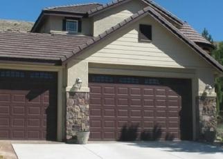Pre Foreclosure in Sparks 89436 FALCON RIDGE CT - Property ID: 972167542