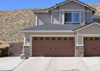 Pre Foreclosure in Reno 89523 FOX TRAIL DR - Property ID: 972189439