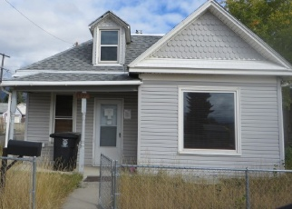 Pre Foreclosure in Butte 59701 WHITMAN AVE - Property ID: 972379969
