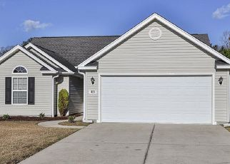 Pre Foreclosure in Myrtle Beach 29579 BARTON LOOP - Property ID: 977402649