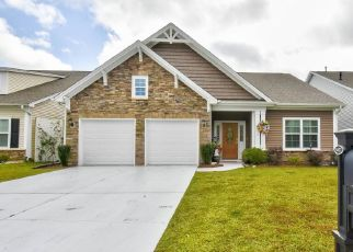 Pre Foreclosure in Myrtle Beach 29579 WHITE WING CIR - Property ID: 977417532