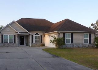 Pre Foreclosure in Conway 29526 DUNBARTON LN - Property ID: 977440304