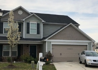 Pre Foreclosure in Mc Leansville 27301 STOUD CIR - Property ID: 978205448