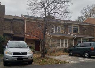 Pre Foreclosure in Vienna 22180 HUNTER CT SW - Property ID: 978876421