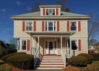 Pre Foreclosure in Haverhill 01830 HAMILTON AVE - Property ID: 978971465