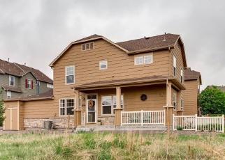 Pre Foreclosure in Castle Rock 80109 NORDLAND TRL - Property ID: 979903922