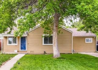 Pre Foreclosure in Denver 80219 S ZENOBIA ST - Property ID: 979954722