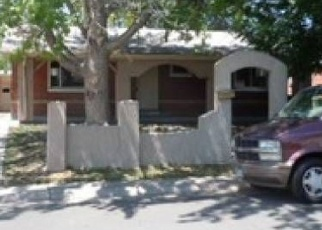 Pre Foreclosure in Denver 80219 S GROVE ST - Property ID: 979957336